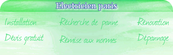 electricien paris 20